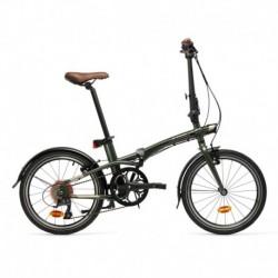 Bicicleta Plegable TILT 900 20'' Verde Caqui
