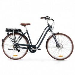 Bicicleta Urbana Eléctrica ELOPS 900 E Azul Marino