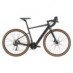 Bicicleta de Grava Eléctrica CANNONDALE Topstone Neo SL 2 Gris