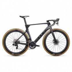 Bicicleta de Carretera CUBE Litening C:68X SLT Gris Prizmblack 2021