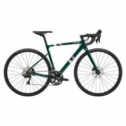 Bicicleta de Carretera Mujer CANNONDALE CAAD13 Disc Verde esmeralda