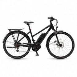 Bicicleta de Ciudad Mujer WINORA Sinus Tria 7 Eco Negro