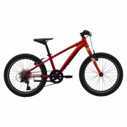 Bicicleta de Montaña para niños MONTY KX5r 20'' Rojo/Naranja 6-10 años