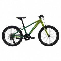 Bicicleta de Montaña para niños MONTY KX5r 20'' Verde 6-10 años