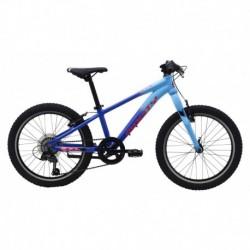 Bicicleta de Montaña para niños MONTY KX5r 20'' Azul 6-10 años