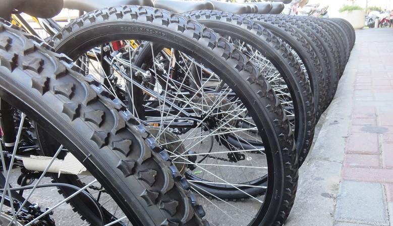 Comparativo Cubiertas bicicletas